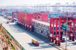 China Trade Surplus Shrinks