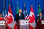 Few Signs of Progress in NAFTA Talks