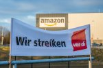 Striking Amazon Employees in Europe Demand Better Working Conditions