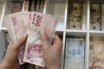 Turkey's lira strengthened 1.6% on Monday.