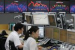 Europe, Asia Stocks Trade Lower