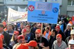 Workers unite in steely opposition to Thyssenkrupp's deal with Tata.