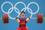 China is among nine countries facing a year's ban from weightlifting because of doping records.
