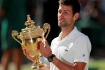 Djokovic Ends Title Drought