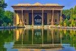 National Orchestra Concert  at Isfahan's Chehel Sotoun