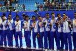 Iran kabaddi team won silver medal in the 2014 Asian Games in Incheon, South Korea.