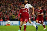 Mohammed Salah undoubtedly was the star of the night.