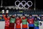 Norway, Germany and Canada Top in Winter Olympics