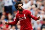 Mohamed Salah scored the  first goal for Liverpool.