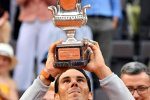 Nadal Wins Italian Open, Reclaims World No.1 Rank