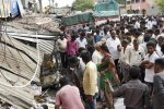 The scene of the accident in Chittor