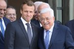 Abbas Meets Macron to Get Palestinian Stance Through to US