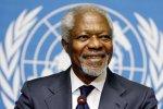 Elder Statesman Kofi Annan Dies