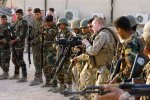 About 5,200 US troops are currently based in Iraq.