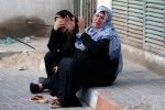 Israeli Strikes Hit Gaza After Bloody Border Protests