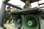 South Korea Halts Border  Broadcasts Ahead of Kim Summit