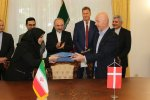 Iran Signs €500 Million Finance Deal with Denmark