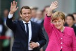 Merkel, Macron Plan Roadmap on Eurozone Reform