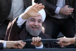 When Rouhani took office, inflation was over 34%, and the economy was shrinking at a near six percent rate.