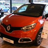 Renault Captur's Modest Share in Iran