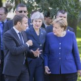 Officials from EU countries that remain committed to the deal have said it would be disastrous if EU efforts fail to preserve it.
