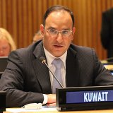 Kuwait Seeks Expansion of Relations