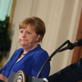 Trump, Merkel Make No Apparent Movement on Iran
