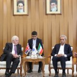 Iran, UK Renew Trade Commitments