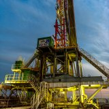 NIDC has 73 drilling rigs, of which 70 are onshore machinery.
