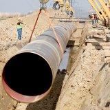 IGAT-6 includes establishment of over 600 kilometers of 56-inch diameter pipeline.