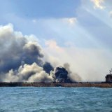 All the 30 Iranian and two Bangladeshi seafarers died in the accident.