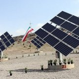 Iran's power capacity stands at 80 GW, of which some 640 MW are produced by renewable sources.