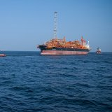 SP Oil Layer Loads 19th Cargo
