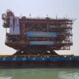 SP Phase 14 Satellite Platform Loaded