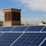 Italian, Chinese Firms to Help  Expand Yazd Solar Capacity