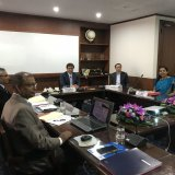Hemmati Chairs Asian Re Meeting