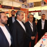 Strong Iranian Presence in Damascus Int'l Fair