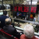 Stocks End Seesaw Trading Week With Marginal Gains