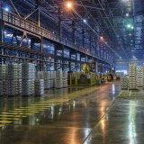 Aluminum Output Increases 11%