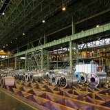 Iranian steelmakers exported 858,974 tons of steel during April 21-May 21, which indicates a 36% YOY rise following an unpromising performance during the month before.
