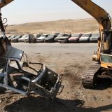 Scrappage Centers Hit Roadblocks