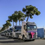 SAIPA Delivers  200 Volvo Trucks