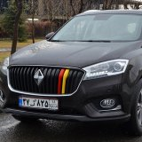 Borgward BX7 Goes on Sale in Iran