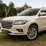 Haval H2 Goes on Sale in Tehran