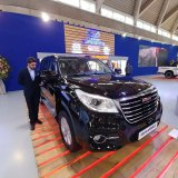 the trial production of Haval H2 began in March.