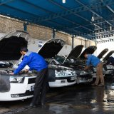Rouhani's Government Puts the Breaks on Production of Fuel-Intensive Cars