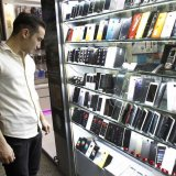 Mobile phone imports observed a 112% year-on-year increase in terms of value, during the last Iranian year which ended in March.