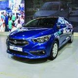 SAIPA Debuts Homegrown  Sedan at Shiraz Auto Show