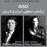 Classical Concert by Austrian-Iranian Symphony Orchestra