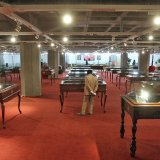 Museum of Book and Documented Heritage at National Library and Archives in Tehran